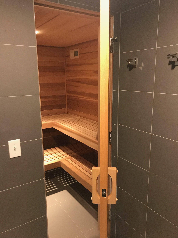 Precut Prefabricated Finn Country Sauna